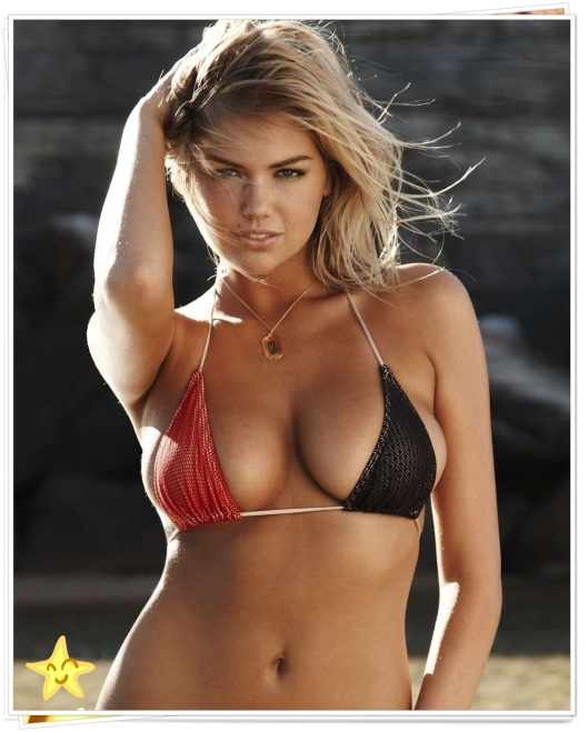 Kate Upton – 2012 Sports Illustrated-jpg-Star